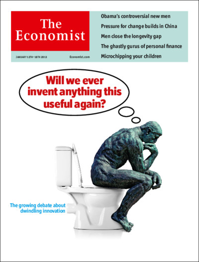 Great Article in The Economist