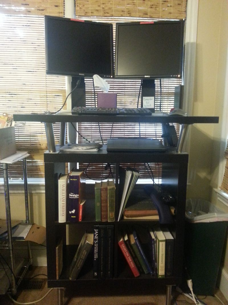 A Year with a Stand Up Desk