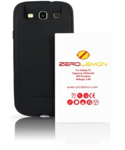 Thoughts on the ZeroLemon Galaxy S3 Extended Battery